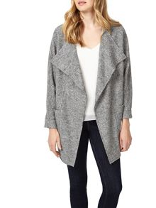 Phase Eight Fausta Fleck Knitted Coat