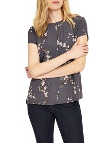 Phase Eight Mia Blossom Print Blouse