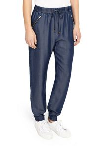 Phase Eight Crista Chambray Jogger