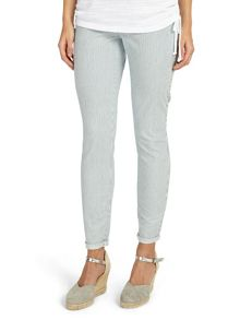 Phase Eight Victoria Vertical Stripe Jeans