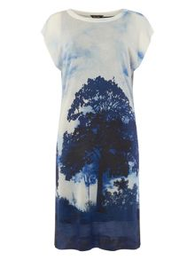 Phase Eight Carlotta Tree Print
