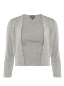 Phase Eight Shimmer Salma Knit Jacket