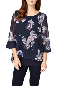 Phase Eight Shila Printed Blouse
