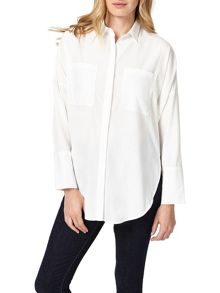 Phase Eight Pria Tencel Shirt