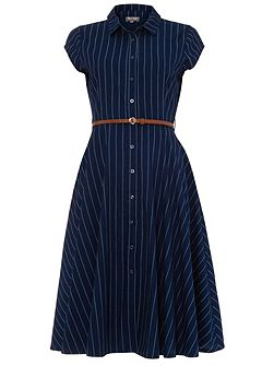Sophie Stripe Dress