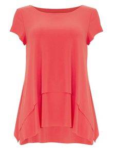 Phase Eight Leela Layered Top