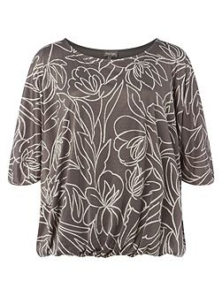 Jacquard Cecily Top