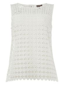 Phase Eight Alba Lace Top