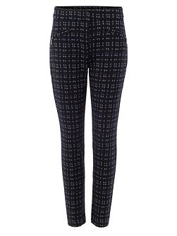 Alice Invisible Zip Trouser