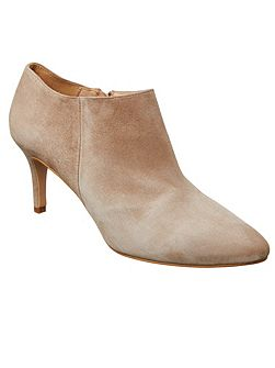 Lily Suede Ankle Boots