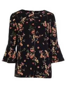 Phase Eight Molly Print Blouse