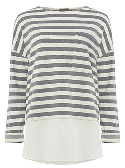 Sian Stripe Top
