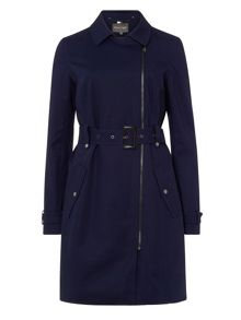 Phase Eight Zip Tabatha Trench Coat