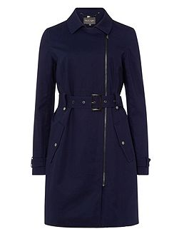 Zip Tabatha Trench Coat