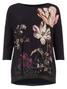 Phase Eight Marguerite Print Top