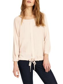 Phase Eight Dion Drawstring Top