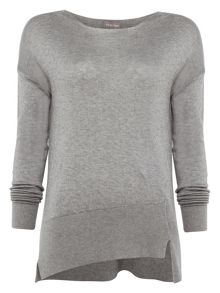 Phase Eight Leanna Asymmetric Knitted Jumper