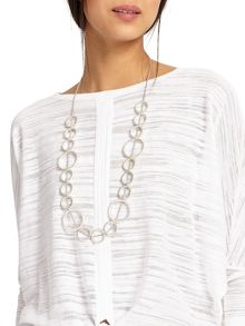Phase Eight Aria Ring Necklace