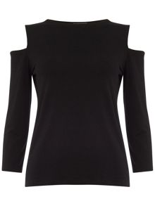 Phase Eight Carolyn Cold Shoulder Top