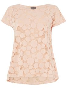 Phase Eight Becky Burnout Top