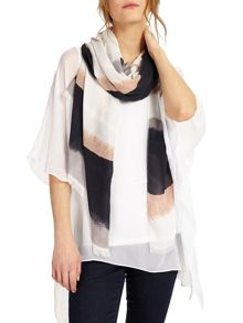 Phase Eight Cici Stripe Scarf