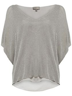 Imelda Double Layer Knitted Top