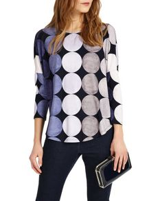 Phase Eight Savi Spot Top