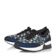 Dune Enigma embellished trainers