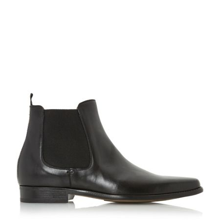 Roland Cartier Malarkey leather chelsea boots