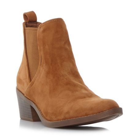 Steve Madden Talor suede chelsea boots