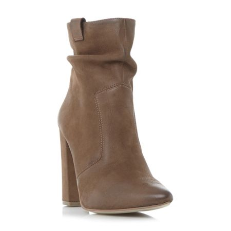 Steve Madden Ruling ruched point boots