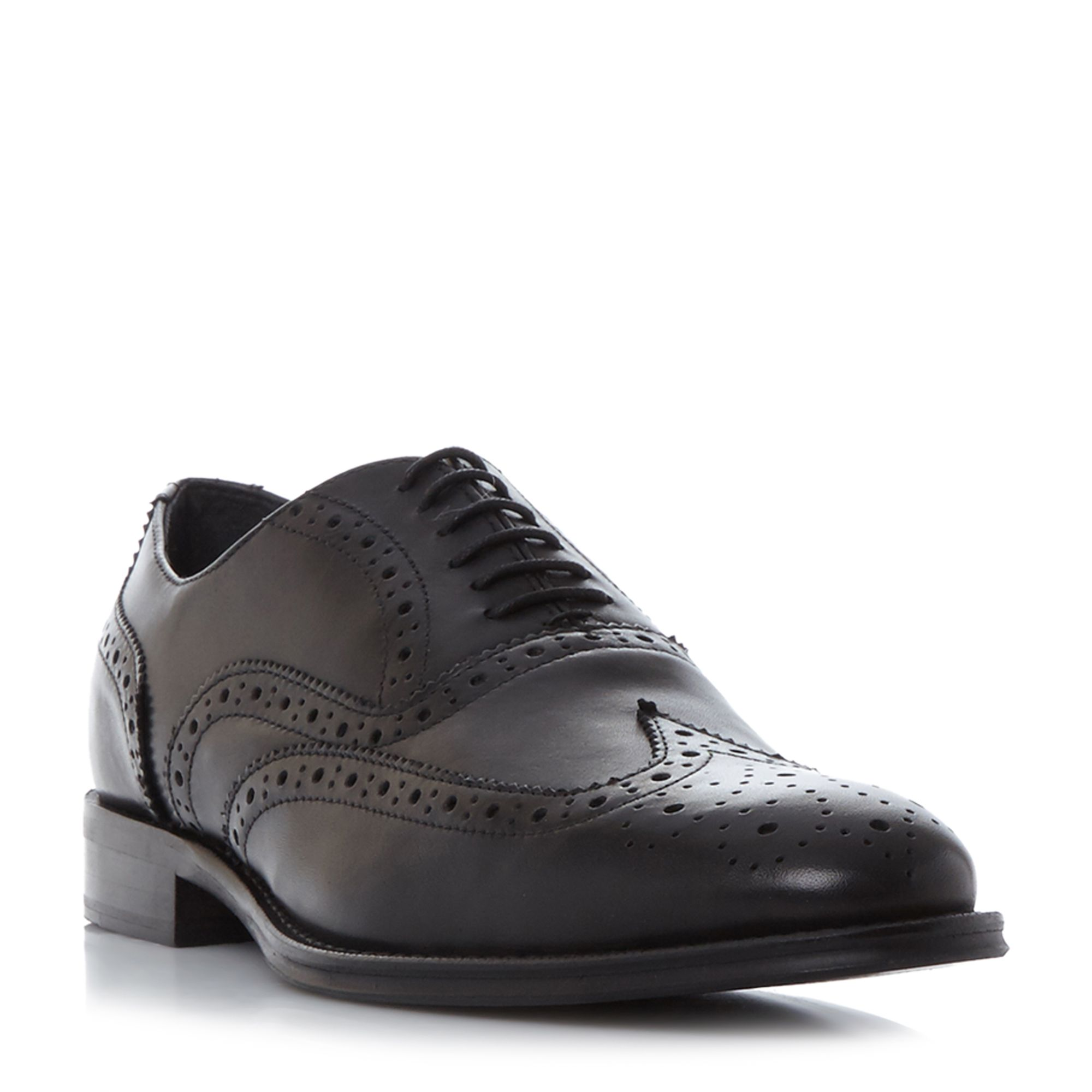 Roland Cartier Roland Cartier Radleigh traditional brogue shoes, Black