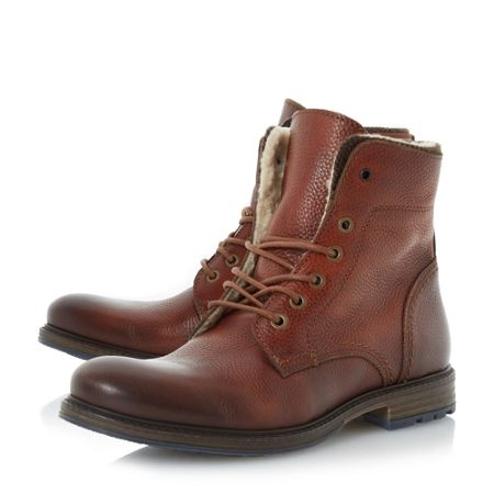 Dune Chichester double collar casual boots