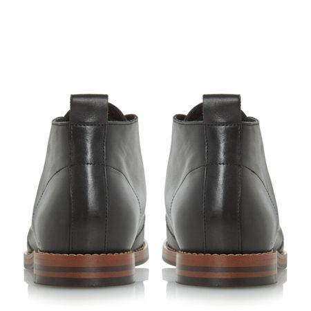 Bertie Mase 2 eye lace up boots