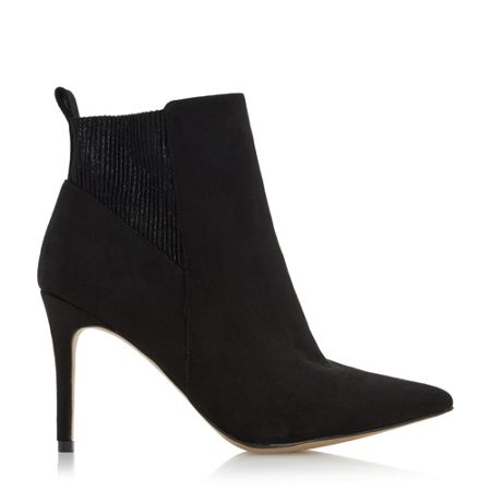 Head Over Heels Orlagh stretch dressy ankle boots
