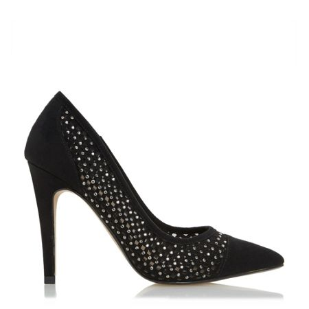 Head Over Heels Amerie pointed court shoes