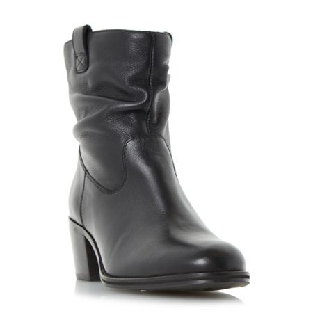 Linea Payslie rucked ankle boots