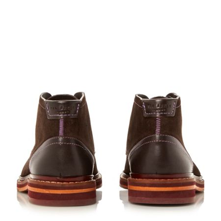 Ted Baker Azzlan two eyelet suede boots