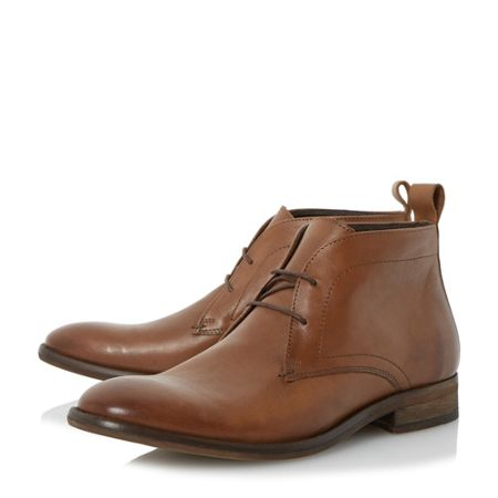 Bertie Chief short chukka boots