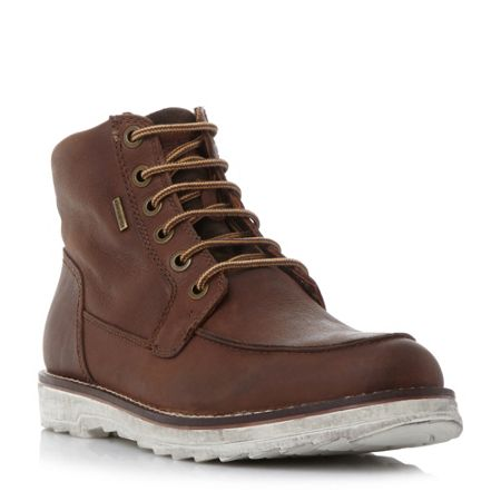 Geox Shoovy wp lace up boots