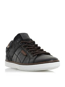 Tobey quilted panel trainers