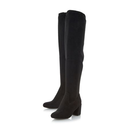 Head Over Heels Timmi stretch knee high boots