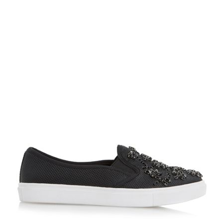 Head Over Heels Ezme embellished trainers