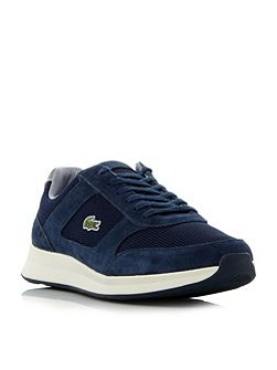 Joggeur contrast runner style trainers