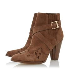 Biba Primley western strap ankle boots