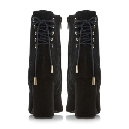 Dune Octagon ankle boots