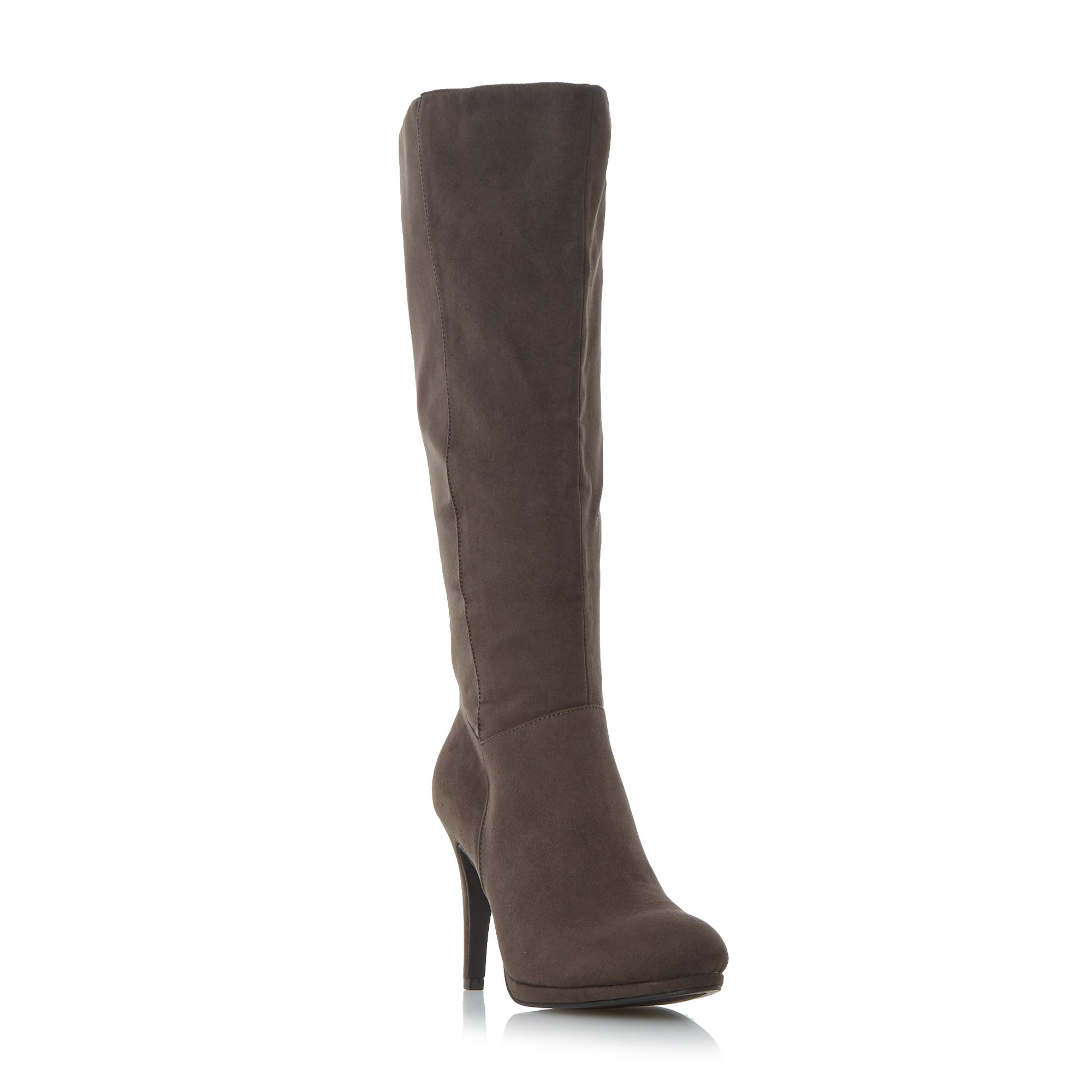 Linea Starie dressy knee high boots Grey