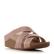 FitFlop Slinky rokkit s criss cross sandals