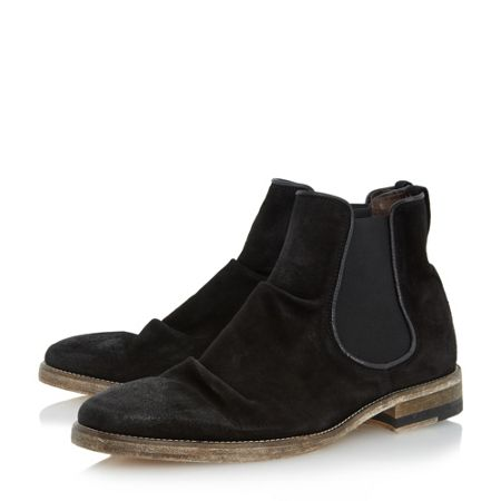 Bertie Chingy washed ankle boot
