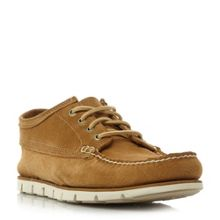 Timberland A1h8u cleated sole moccasin